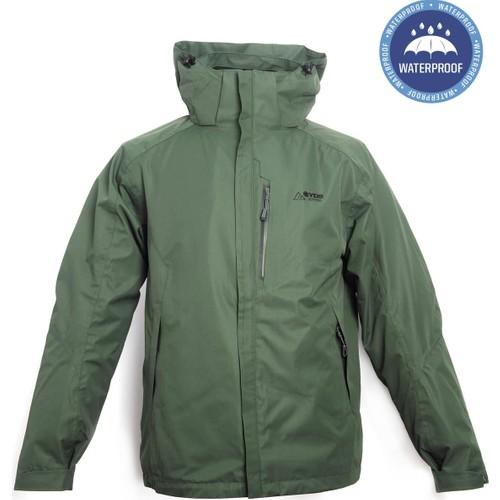 Yds 3-In1-Jacket -Haki (3'Ü 1 Arada Kışlık Su Geçirmez Mont)