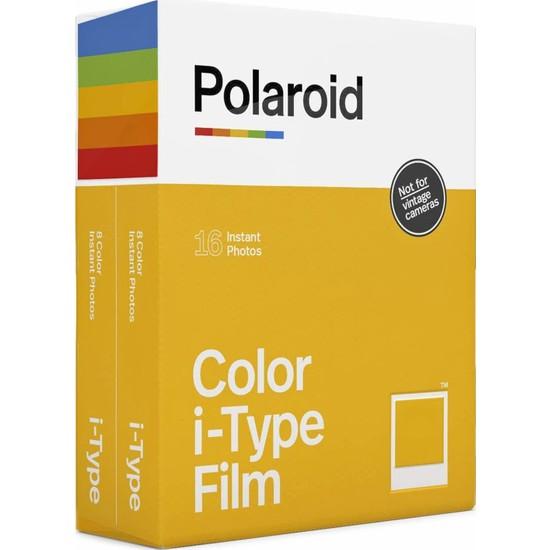 Polaroid Color I-Type Uyumlu 16LI Film