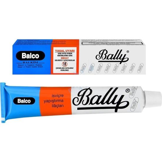 Balco Bally Deri Kösele Lastik Kumaş Kağıt Tahta Cam Yapıştırıcı 50 gr