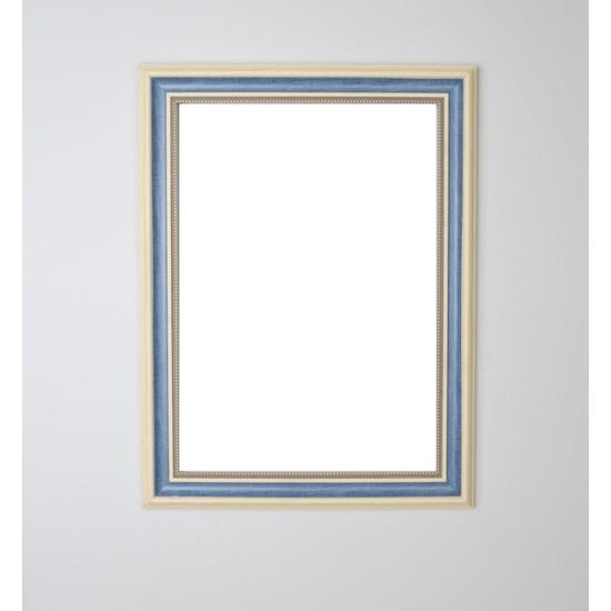 Selçuklu Sanat Puzzle Çerçevesi 53 mm 60X85 cm (1500'LÜK) Mavi