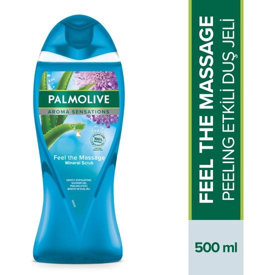 Palmolive Aroma Sensations Feel the Massage Cilt Yenileyici Duş Jeli 500 ml