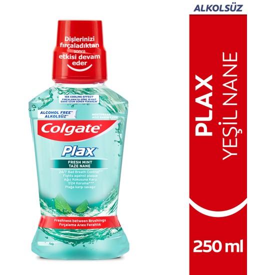 Colgate Plax Taze Nane Ferahlığı Ağız Bakım Suyu 250 ml