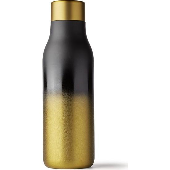 Starbucks® 50. Yıl Özel Seri Termos - Altın Siyah Renkli 571 ml