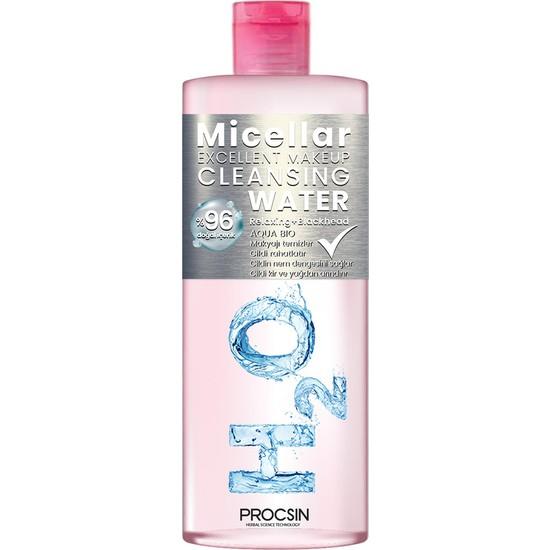 PROCSIN Aquabio H2O Micellar Makyaj Temizleme Suyu 400 ML