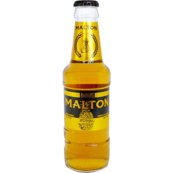 Malton Ananas Aromalı Malt Içeceği 250 ml x 24'lü