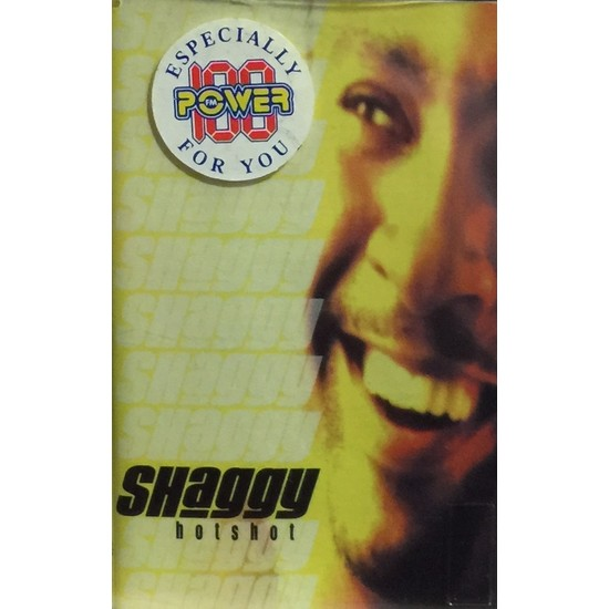 Shaggy - Hot Shot ( Kaset )