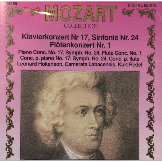 Mozart Collection - Klavierkonzert Nr 17 ( CD )