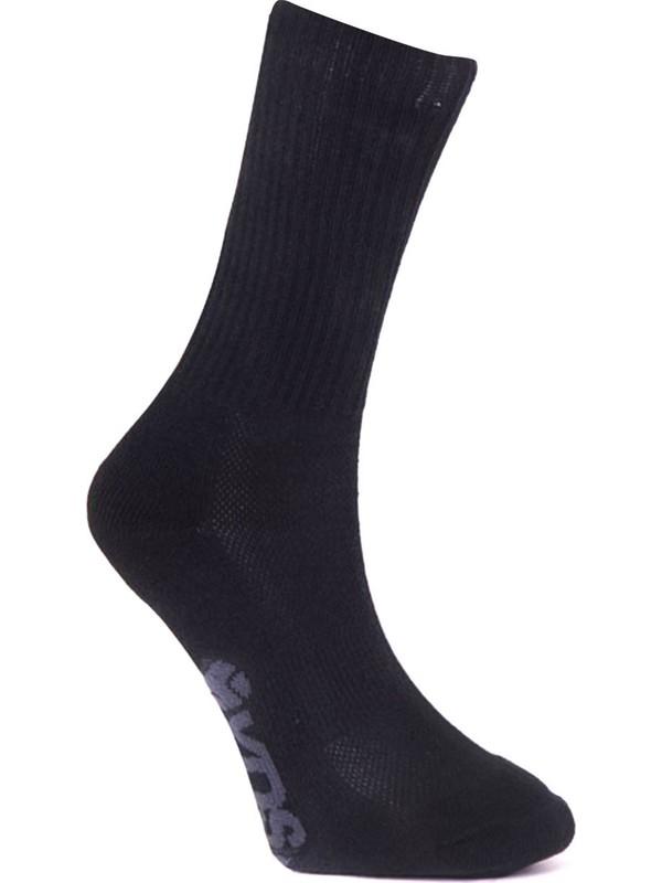 Yds Mılıtary Socks -Siyah (Koku Ve Terletme Yapmayan, Uzun Kışlık Bot Çorap)