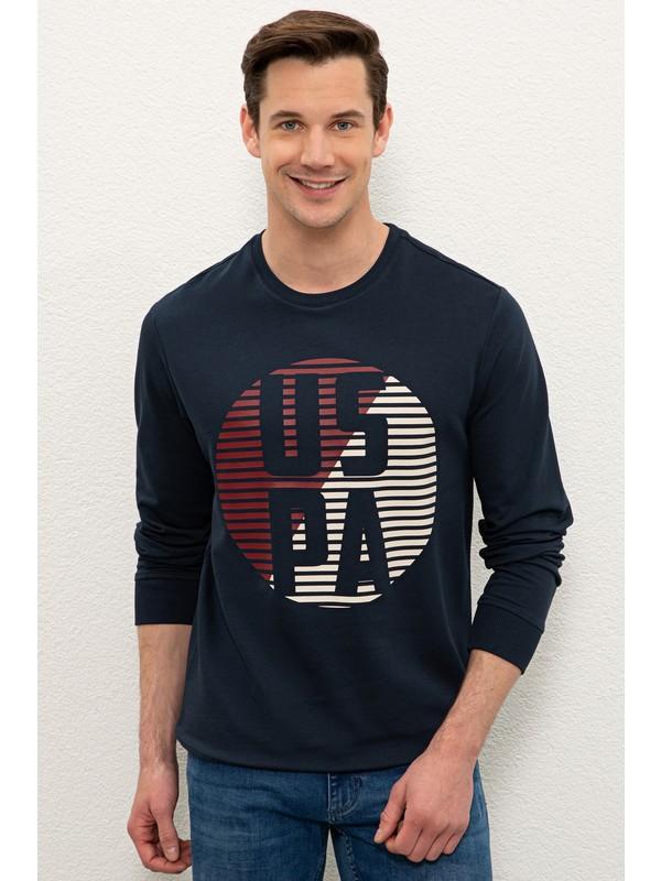 U.S. Polo Assn. Lacivert Sweatshirt 50234196-VR033