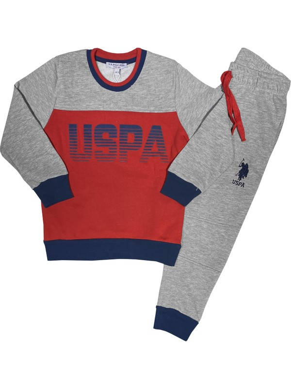 U.s. Polo Assn. Erkek Çocuk Eşofman Takım - US2811