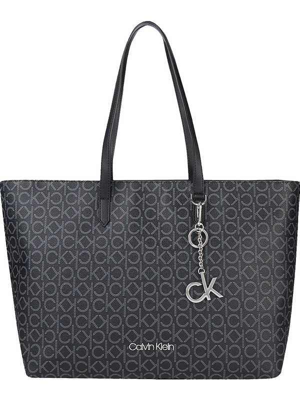 Kadın Calvin Klein Shopper Md Kadın Omuz Çantası K60K607427