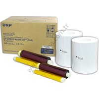 Dnp Ds 620 6x8 Media Pack (400 Print)
