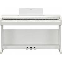 Yamaha YDP144WH Dijital Piyano Beyaz Kulaklık + Tabure