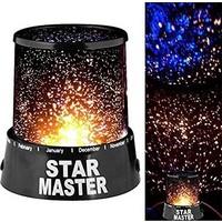 Star Master Projeksiyon Gece Lambası (Kablolu)