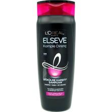 Elseve L'oréal Paris Elseve Komple Direnç Dökülme Karşıtı Şampuan 670 ml