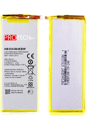 Huawei Ascend P7 Batarya Pil