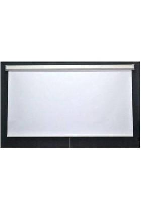 Silvercrest SC-SP180 180*180 Arkası Siyah Fonlu Projeksiyon Perdesi