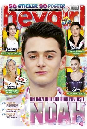 Heygirl Dergisi Dijital Dergi Aboneliği 6 Aylık