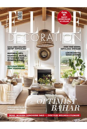 Elle Decoration Dergisi
