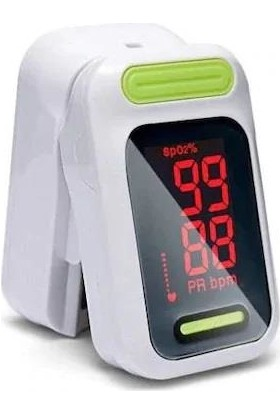 G-Life Pulse Oksimetre Oximetre Nabız Oksijen Ölçer