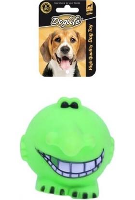 Doglife Köpekler Için Plastik Comıc Ball Oyuncak