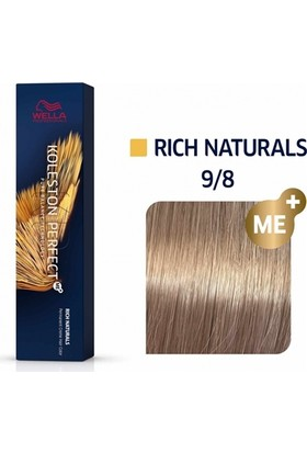 Wella Saç Boyası Koleston Perfect 9.8 Inci