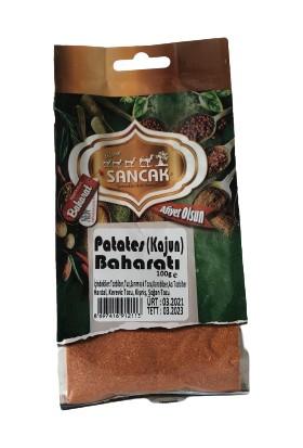 Sancak Kajun ( Patates ) Baharatı 100 gr