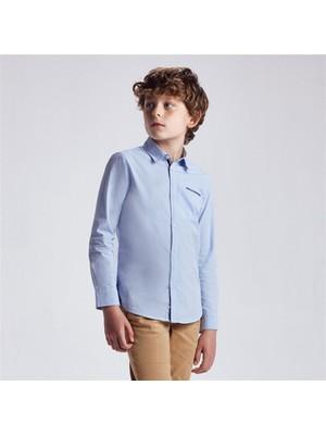 Mayoral Erkek Çocuk Uzun Kollu Gömlek