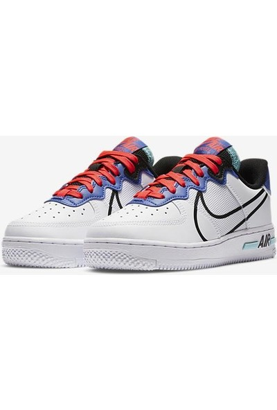 Nike Air Force 1 CD6960-101 Kadın Spor Ayakkabısı