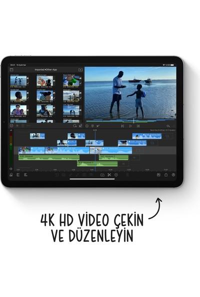 """Apple iPad Air 4. Nesil 10.9"""" 64 GB WiFi Cellular Tablet - MYGY2TU/A"""