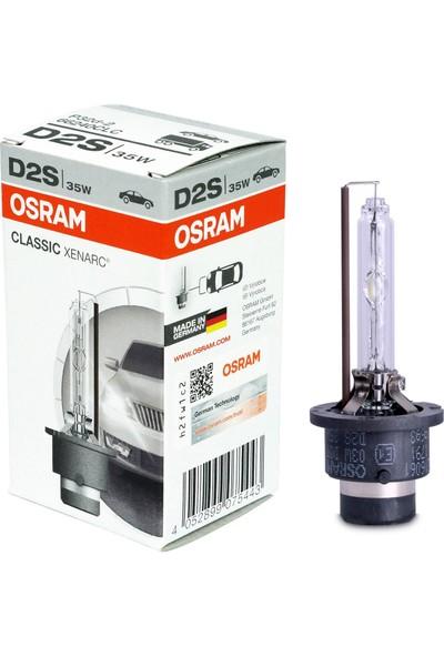Osram Xenarc 66240 Classic D2S Xenon Ampul 35W