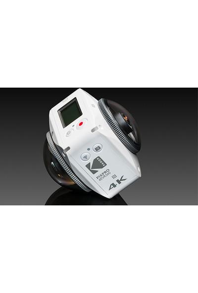 Kodak Pixpro 4KVR360 Ultimate Paket Aksiyon ve Eğlence Kamerası