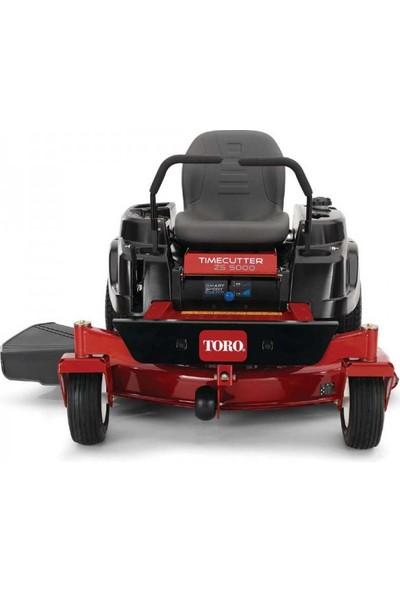 Toro Tımecutter ZS5000 Sıfır Dönüşlü Benzinli Çim Biçme Makinasi