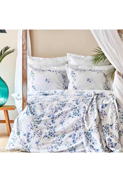 Sarah Anderson Karaca Home Pamuk Çift Kişilik Nevresim Pike Set
