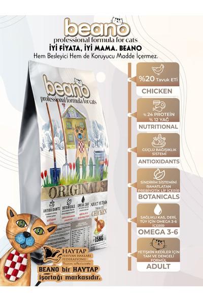Beano Tavuk Etli Yetişkin Kedi Maması 15 kg
