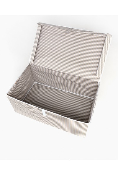ALAS Çok Amaçlı Kutu - Mega Plus - Kahverengi - Beyaz