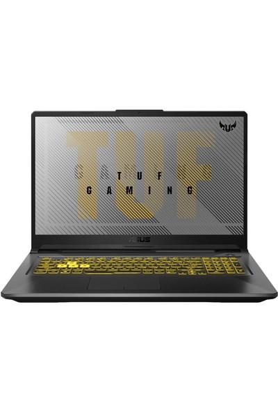 """Asus Tuf Gaming FX706LI-HX175 Intel Core I5 10300H 8gb 512GB SSD GTX1650TI 17.3"""" Fhd Taşınabilir Bilgisayar"""