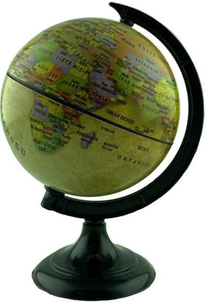 Masis Kalemtraşlı Antik Küre 10 cm