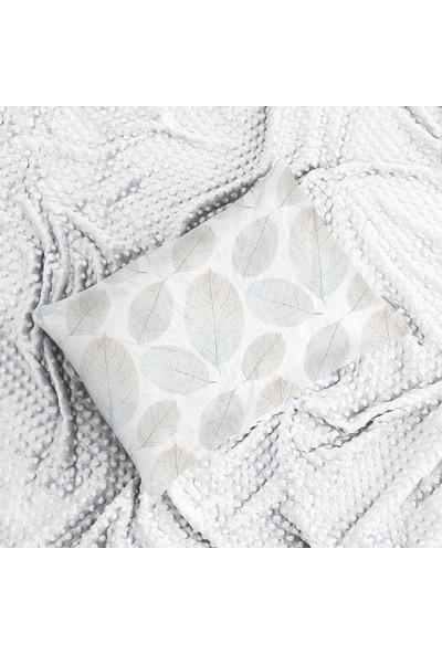 Realhomes Özel Tasarım Dijital Baskılı 50 x 70 cm %100 Organik & Ranforce Pamuk Yastık Kılıfı