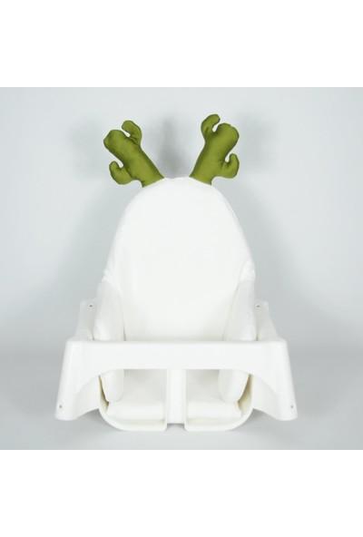 Dear Deer Love Mama Sandalyesi Minderi Kaktüs