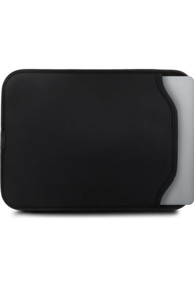 """Kızılkaya Apple Macbook Air 2020 A2337 M1 Işlemci 13"""" 13.3"""" Touch Id Neopren Koruma Kılıfı Kese"""
