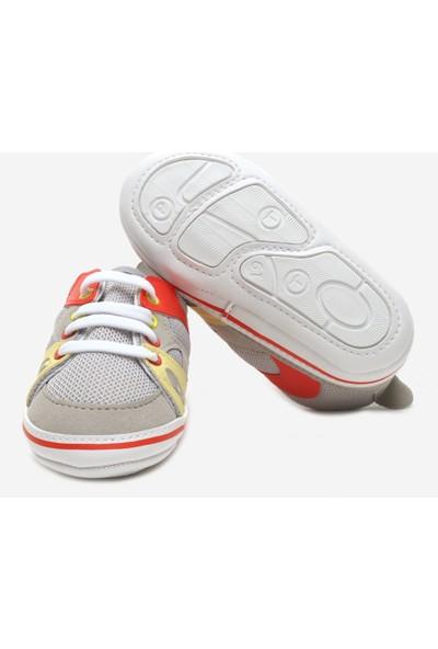 Funny Baby Lastikli Bebek Ayakkabı