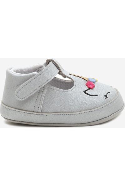 Funny Baby Cırtlı Bebek Ayakkabı