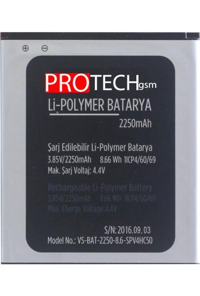 Vestel Venüs E3 / 5010 Batarya Protech Pil