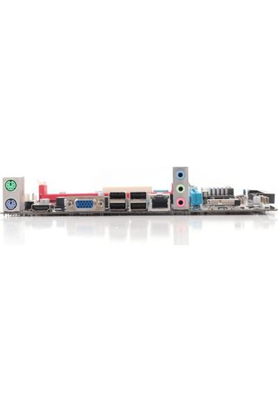 Esonic H61QMBL Intel H61M 1333MHz DDR3 989 Micro ATX Anakart