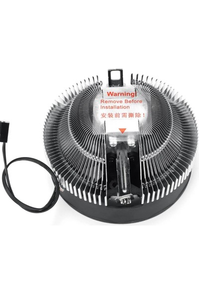 Izoly Ufo RGB Fan LGA 1200/1150/1151/1155/1156/1366/775