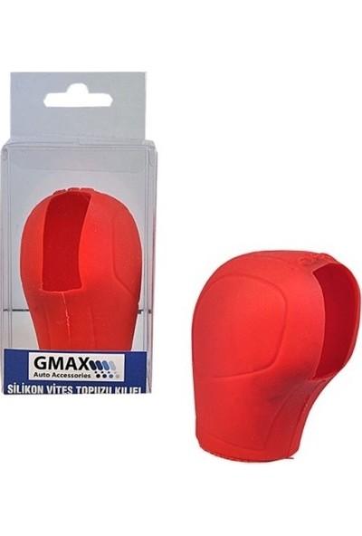 GMAX G Max Silikon Otomatik Vites Topuzu Kırmızı
