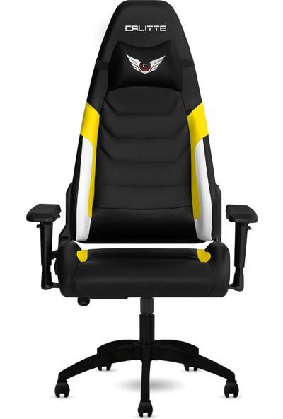 Calitte Profesyonel Oyuncu Koltuğu | Sporte SRT Serisi | Sarı