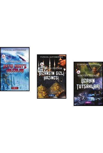Macera Geçidi 4 Kitap Set (1-4) - Tuncel Altınköprü