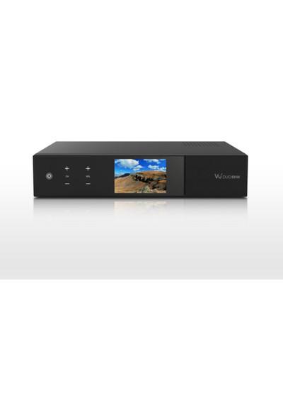Vu+ Duo 4K Se Enigma2 Linux UHD Uydu Alıcı
